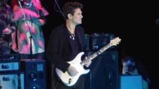 "Gambar cover John Mayer Rosie ""Talking"" Guitar Solo"