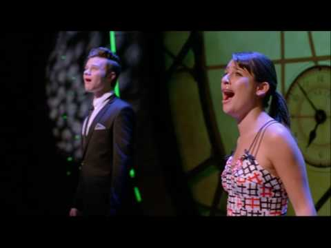 Glee - For Good (Full performance) 2x22