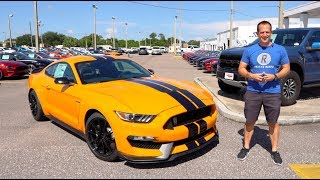 Will the 2020 Ford Shelby GT500 bring an END to the GT350?