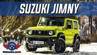 Suzuki Jimny 2019 1.5 Vvt 4x4 - Test Pl Jazda Próbna Review Pl   Odc.37 Radomska Jazda