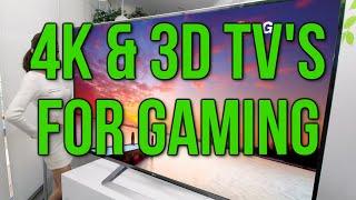 4K & 3DTV