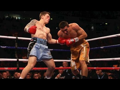 Ricky Hatton: Routes to the Body