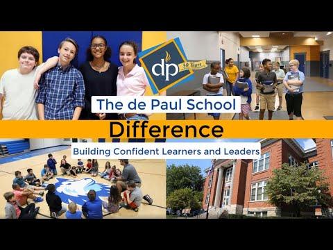 The de Paul School Story