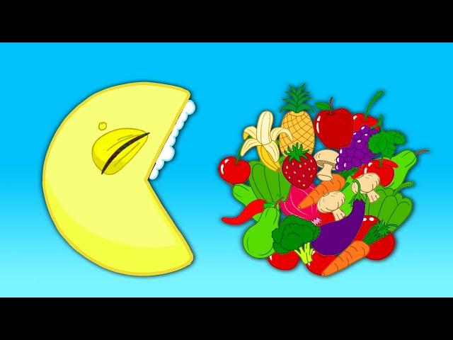 Superzoo Hawaiian Party avec une nourriture saine ! - Caricatures