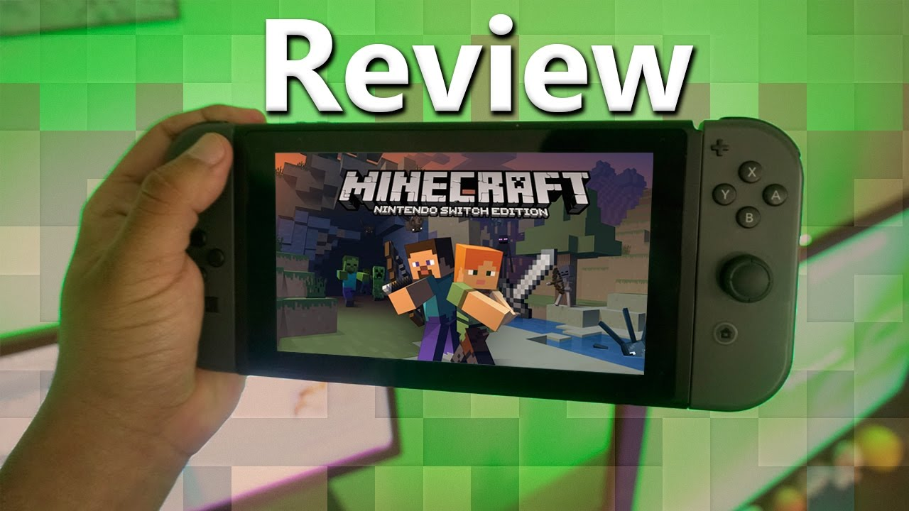 Minecraft: Nintendo Switch Edition Review  Worth Getting?