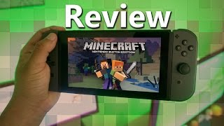 Minecraft: Nintendo Switch Edition Review | Worth Getting?