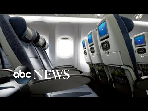 Airline to eliminate reclining seats on some flights