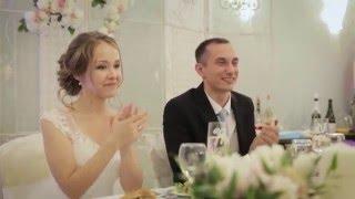 Ведущий Николай Никифоров, европейская свадьба в винтажном стиле