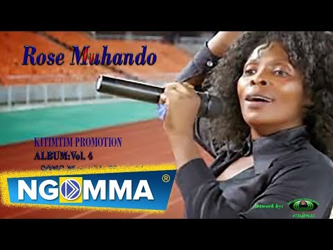 ROSE MUHANDO, MWAMBI E MWAMBIE ,Official Audio