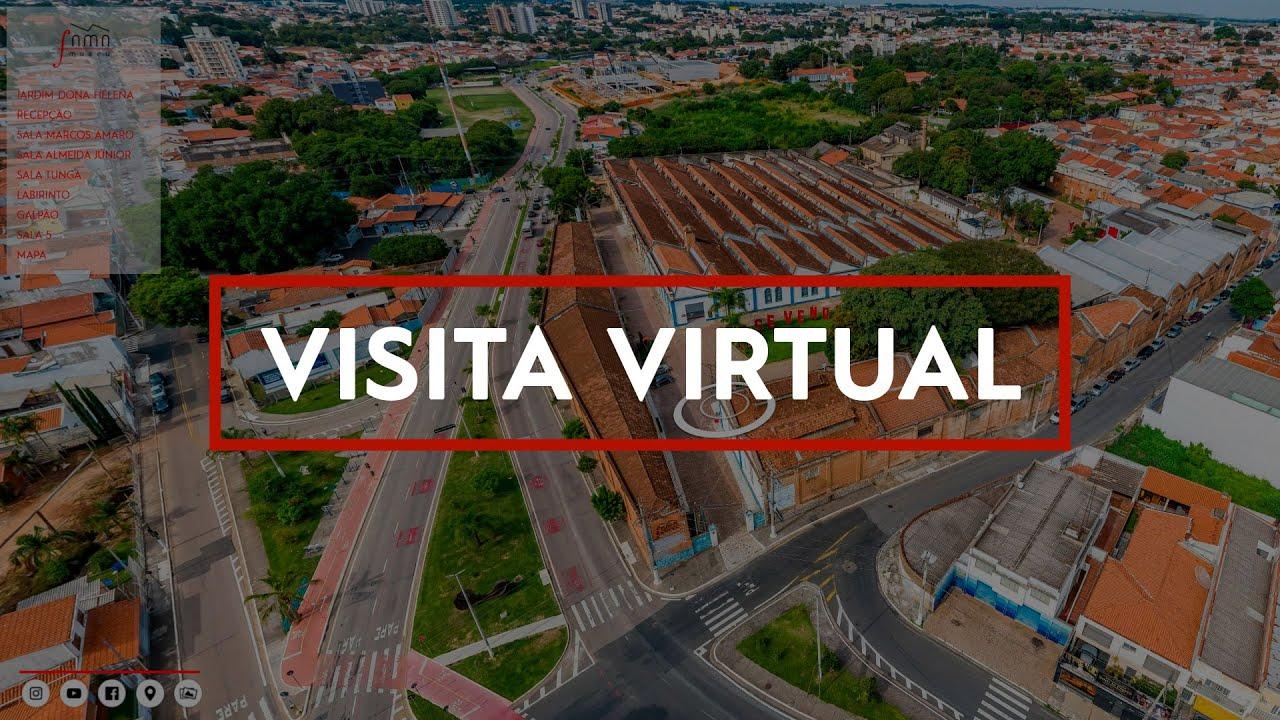 Visita virtual Fábrica de Arte Marcos Amaro - FAMA Museu