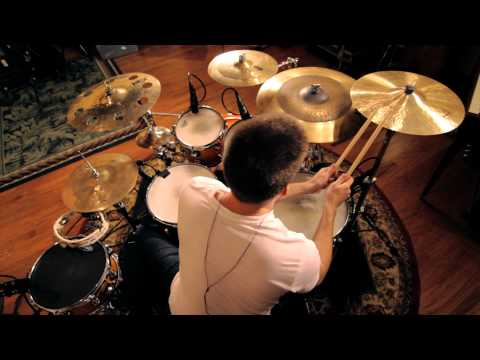 """B.o.B - """"Both of Us"""" Feat. Taylor Swift (Drum Cover by Kyle Jordan Mueller)"""