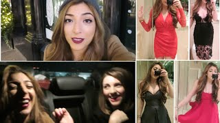 One Night, Two Parties & Nasty Gal Try On Haul #VLEEK | Amelia Liana Thumbnail