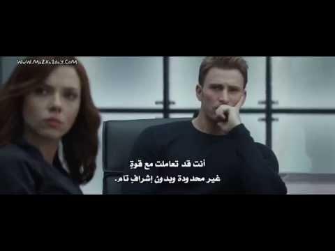 Captain America: Civil War - Trailer World Premiere 2016 720p Røøşă مترجم