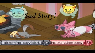 Animal Jam- Sad Story of a Poor Bunny Girl