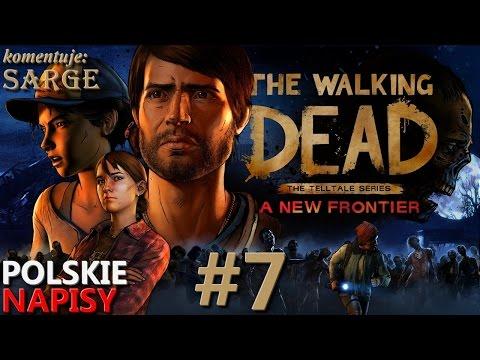 Zagrajmy w The Walking Dead Season 3: A New Frontier PL [1440p60] odc. 7 - Ponad prawem | Epizod III