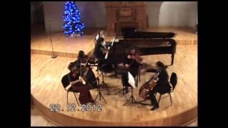 Robert Schumann Piano Quintett Es-Dur op.44