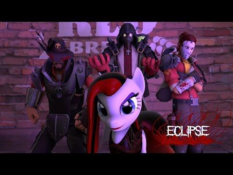 [SFM/Ponies] Eclipse - The Escapist