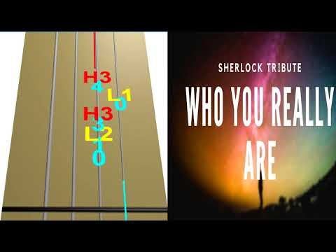 Who You Really Are en Violín|tab,tutorial,partitura,como tocar|HD Tutorial