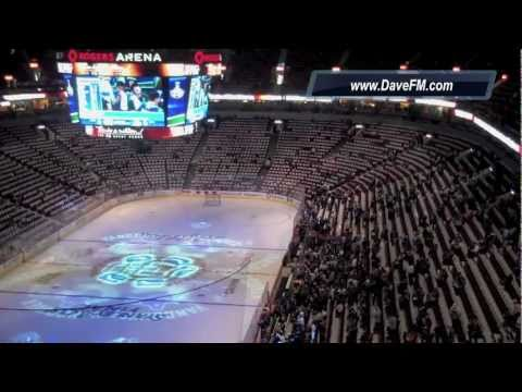 Rogers Arena - A Look Inside