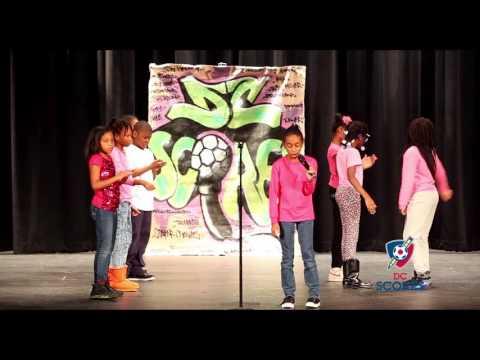 2015 DC SCORES Poetry Slam! -- Beers Elementary School