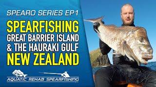 SPEARO SERIES 1 - Great Barrier Island & The Hauraki Gulf - New Zealand