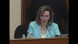 """Rep. Comstock Q&A on """"Panel 2 - James Webb Space Telescope"""""""