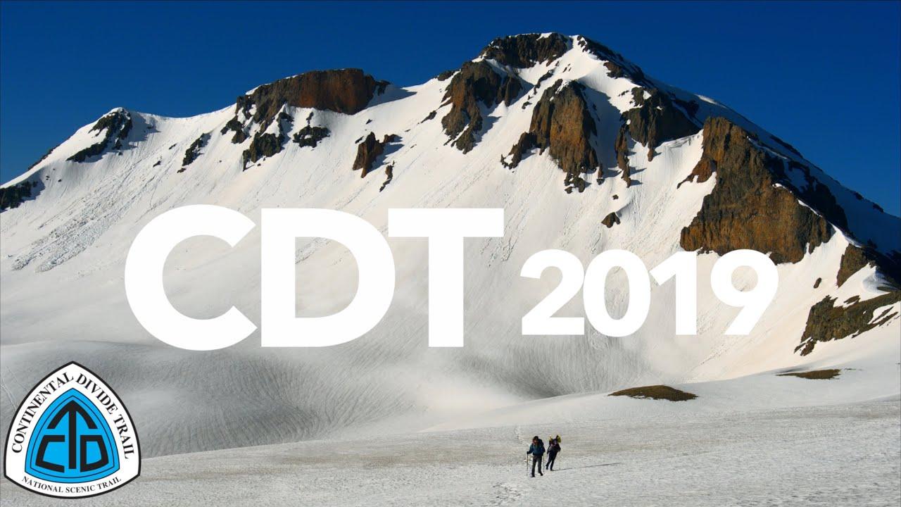 Download Continental Divide Trail Thru-Hike    Northbound 2019