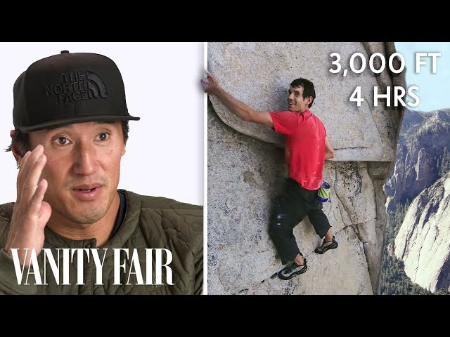 How They Filmed the First El Capitan Climb With No Ropes in Free Solo | Vanity Fair