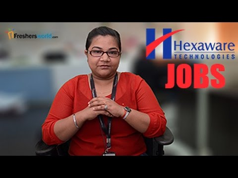 Hexaware Technologies – Recruitment Notification 2017, IT Jobs, Walkin, Career, Placements