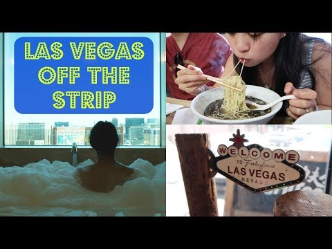 Las Vegas Off The Strip Travel, Food & Restaurant Guide
