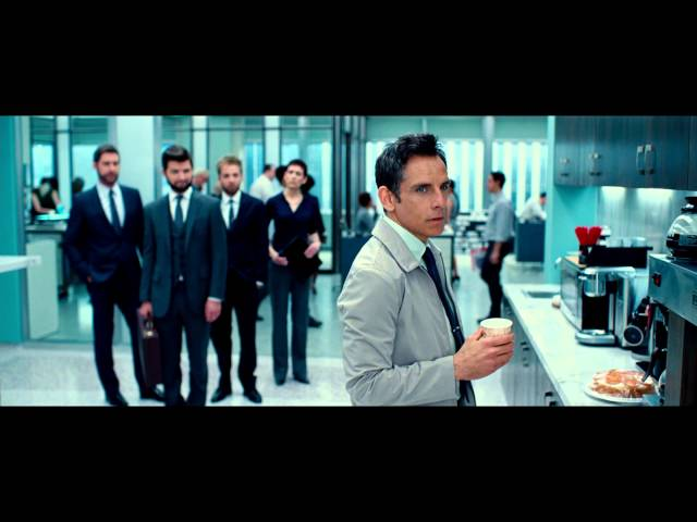 Trailer: The Secret Life of Walter Mitty (Centerpiece, NYFF51)
