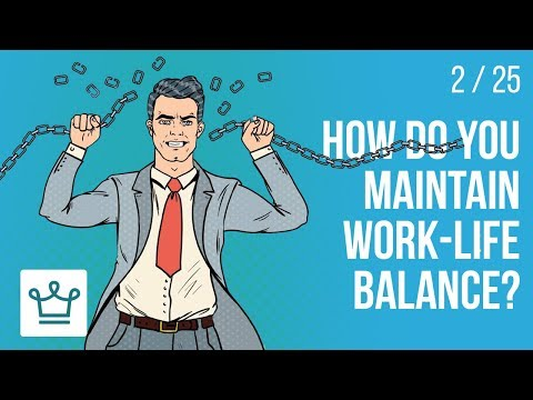 Acquire a Healthier Work-Existence Balance