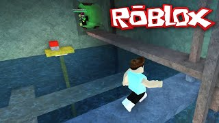 Roblox Adventures / Flood Escape / I Don't Know How to Swim!