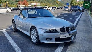 2002년식 BMW Z3 로드스터 연비 디자인 주행 리…