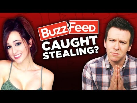 HUGE BuzzFeed Plagiarism Controversy Causes Outrage, But Is There More To It?…