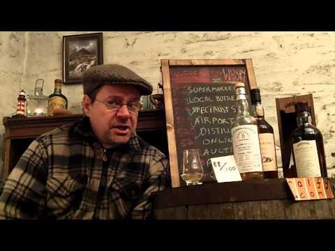 whisky review 520 - Caol Ila 17yo Casks 5572+5573 (Signatory)