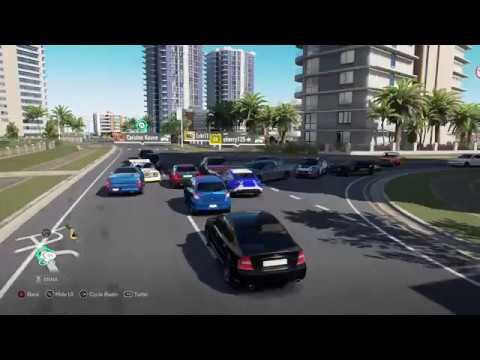 Traffic Jam Forza Horizon 3 Youtube