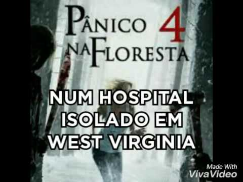 Trailer do filme Pânico na Floresta 4 – Origens Sangrentas