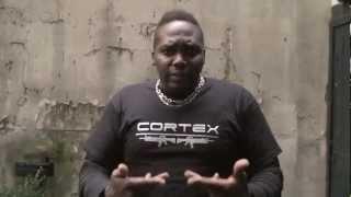 Cortex Arbitre Pour Le Combat BOOBA Vs ROHFF !!!.(CLASH RAP)