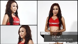 Dewi Purnama - Soopergirl Hunt 2014
