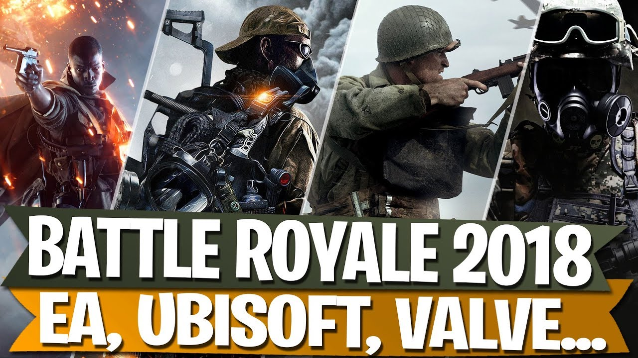 Battle Royale Spiel