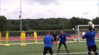 Kent Kobernus Training 2014 Siue