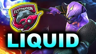 LIQUID vs Fly To Moon - ELIMINATION! - DreamLeague 12 DOTA 2