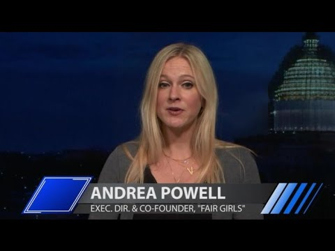 Executive Director of 'Fair Girls' Andrea Powell Talks About 'Missing' Migrant Children