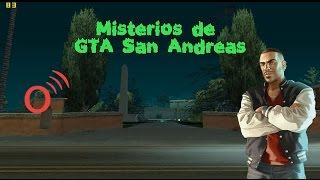 Misterios de GTA San Andreas [Sin Mods]