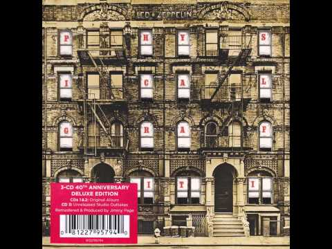 LED ZEPPELIN - PHYSICAL GRAFFITI - REMASTERED/DELUXE EDITION (2015)