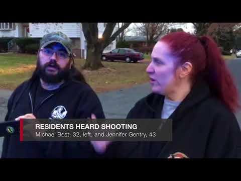 'Bunch of automatic gunfire' in Bethlehem Township neighborhood
