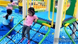 Serunya main di KIDZOoONA Children Playground Pluit Village | Having fun bersama Yugi