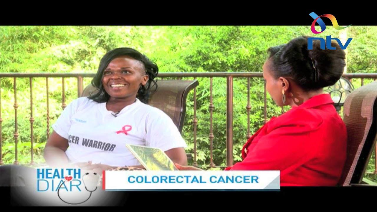 Colorectal cancer kenya.