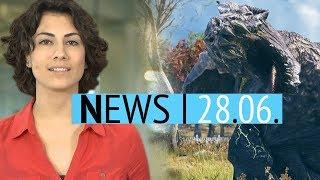 Sony denkt über Lösung für Crossplay nach - Fallout 76 Trailer zeigt Gadgets - News